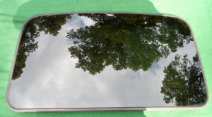 Mercury Sunroof Glass
