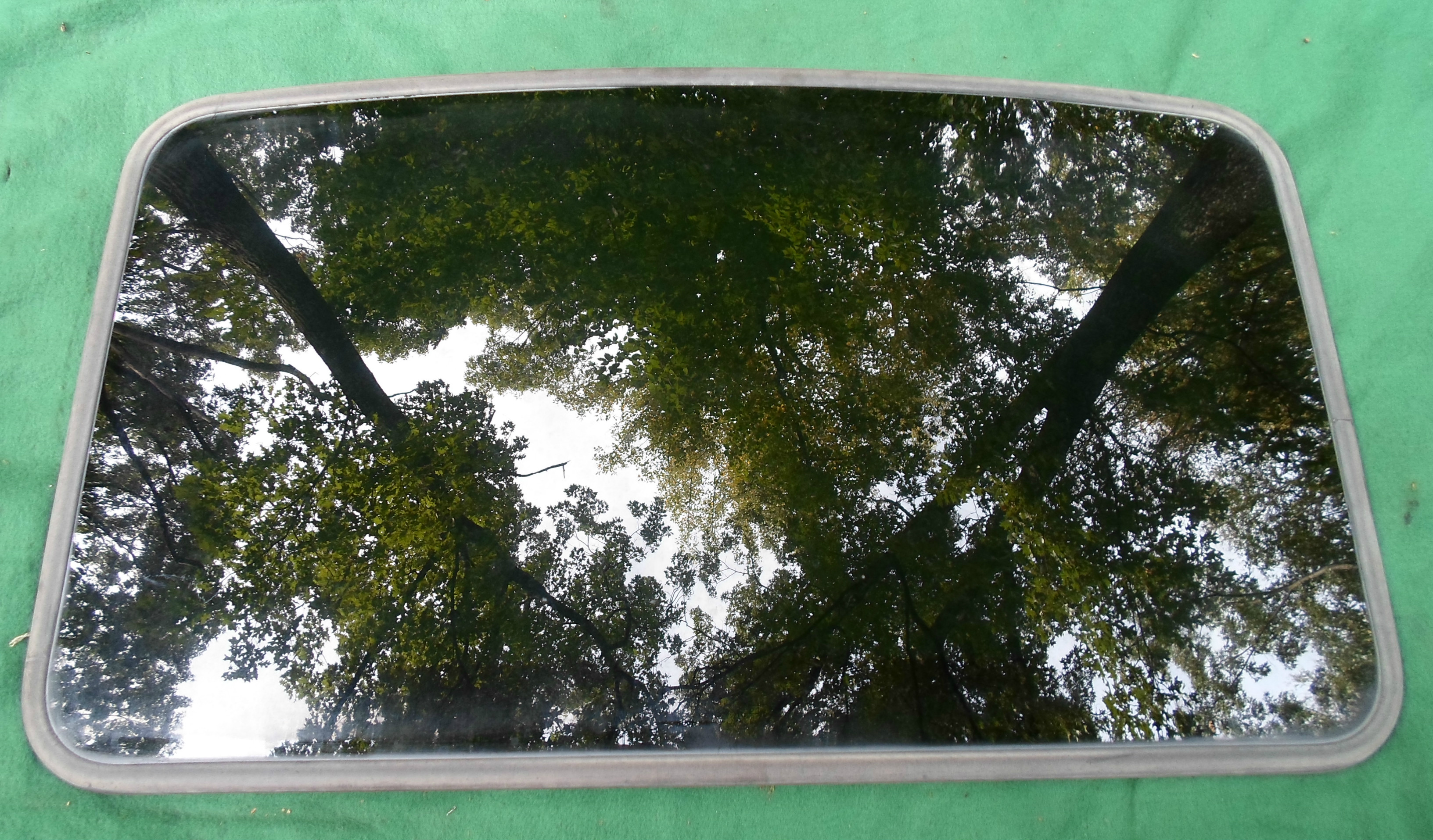 Jeep Sunroof Glass