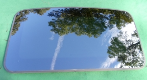 Buick Sunroof Glass