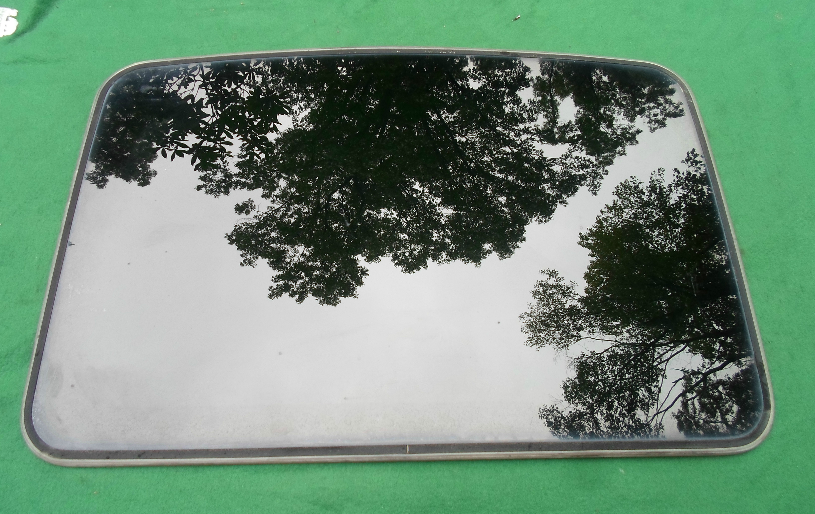 Dodge Sunroof Glass