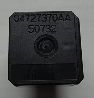 DODGE CHRYSLER RELAY 04727370AA 50732; 04727370AA50732