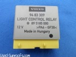 Volvo Genuine OEM Light Control Relay 9483309
