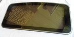 1991 LINCOLN TOWN CAR SUNROOF GLASS FOVY54500A18A