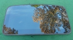 1995 MAZDA 626 OEM FACTORY SUNROOF GLASS GA2L69810B; GA2L69810C