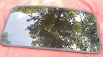 1994 MAZDA 929 SUNROOF GLASS PANEL H3802801XA