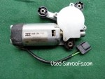 1998 - 2002 Volvo C70 Sunroof Motor 9159889; 3509027 w/ Spacers