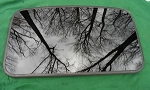 1998 ACURA CL OEM SUNROOF GLASS 70200-SY8-A01; 70200SY8A01