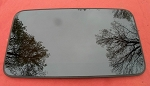 1997 LEXUS GS430 SUNROOF GLASS 6320130101; 6320130100