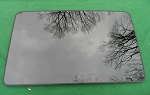 2001 MERCEDES BENZ S600 BASE OEM FACTORY SUNROOF GLASS 2207800021
