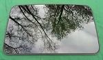 2000 SAAB 9-3 SUNROOF GLASS 5330568