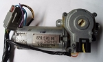 2003 - 2005 CADILLAC CTS SUNROOF MOTOR 25707142