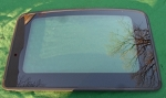 2000 SUBARU LEGACY OUTBACK REAR SUNROOF GLASS 65430-AE01B; 65430AE01B