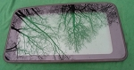 2003 INFINITI I35 SUNROOF GLASS PANEL 912106Y320,912102Y020,912102Y080