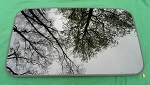 2008 AUDI S6 OEM SUNROOF GLASS 4F0-877-071-C; 4F0877071C; 4F0-877-071; 4F0877071