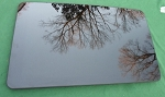 2006 MERCEDES BENZ S600 BASE OEM FACTORY SUNROOF GLASS 2207800421