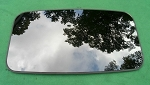 2011 VOLVO S40 SUNROOF GLASS PANEL 31385990; 30716906; 31217437; 31297315; 31352066
