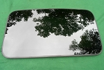 2009 NISSAN ALTIMA 2 DOOR COUPE SUNROOF GLASS 91210-JB11A; 91210JB11A; 91210-ZX10C; 91210ZX10C