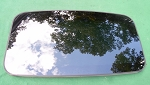 2003 SAAB 9-3 SUNROOF GLASS 4699906
