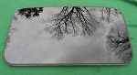 2010 INFINITI G37 2 DOOR COUPE SUNROOF GLASS 91210-JL03A; 91210JL03A