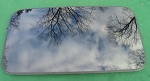 2013 NISSAN SENTRA OEM SUNROOF GLASS PANEL 91210-3SG0A; 912103SG0A