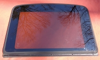 PICKUP ONLY NO SHIPPING 1994 TOYOTA 4 RUNNER  SUNROOF  GLASS 63201-89107; 6320189107