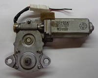 1991 - 1995 TOYOTA 4RUNNER SUNROOF MOTOR 63260-35020; 6326035020; 85730-35010; 8573035010