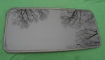INALFA EVO 770 AFTERMARKET INBUILT SUNROOF GLASS 8840207A00