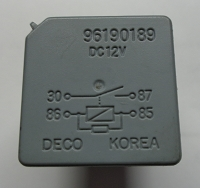 GM DECO OEM RELAY 96190189
