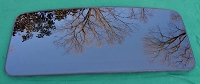 2009 NISSAN TITAN SUNROOF GLASS 91210-7S010; 912107S010