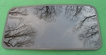 2003 SUBARU  BAJA SUNROOF GLASS 65430-AE12A; 65430AE12A; 65430AE02A