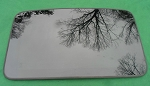 2001 LEXUS GS300 SUNROOF GLASS 63201-30122; 6320130122