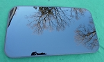 2006 VOLKSWAGON GTI SUNROOF GLASS 1K6-877-071; 1K6877071