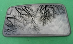 INALFA SKYLITE TS33 AFTERMARKET SUNROOF GLASS PANEL