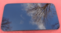 2003 SATURN L300 OEM SUNROOF GLASS 22707437