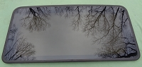 1993 TOYOTA LAND CRUISER  SUNROOF  GLASS 63201-60011; 6320160011; 63201-60012; 6320160012