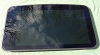 2011 GMC TERRAIN OEM SUNROOF GLASS PANEL 25925777