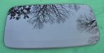 2008 HONDA ACCORD 2 DOOR COUPE OEM SUNROOF GLASS 70200TEOA02; 70200TE0A01