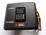 ASC Vintage Aftermarket Pre-owned Sunroof Switch
