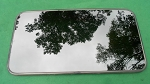 2004 LINCOLN AVIATOR SUNROOF GLASS XL2Z-78500A18-AA; XL2Z78500A18AA