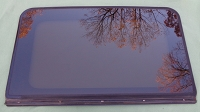 1989 TOYOTA CAMRY OEM SUNROOF GLASS PANEL 6320132022; 6320103010; 632013202102; 632013202103; 632013202104; 632013202105
