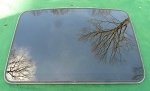 1995 CHEVY CAVALIER BASE, Z24 SUNROOF GLASS 22617023
