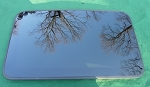 2017 DODGE CHARGER OEM SUNROOF GLASS 068091791AA