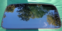 2013 HONDA CIVIC 2 DOOR  OEM SUNROOF GLASS 70200-TS8-A01; 70200TS8A01; 70200-TS8-A02; 70200TS8A02