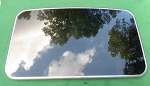1999 LINCOLN CONTINENTAL SUNROOF GLASS F8OZ54500A18AA
