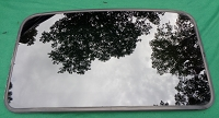 2009 TOYOTA COROLLA SUNROOF GLASS 63201-02081; 6320102081