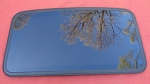 1998 TOYOTA COROLLA SUNROOF GLASS 63201-02020; 6320102020