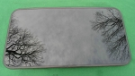 2002 MERCURY MOUNTAINEER SUNROOF GLASS XL2Z-78500A18-AA; XL2Z78500A18AA