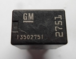 GM DENSO OEM RELAY 13502751; 2751