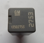 GM DENSO OEM RELAY 13502753; 2753