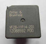 GM POTTER BRUMFIELD OEM RELAY VF28-11F14-Z01; VF2811F14Z01; 12088592